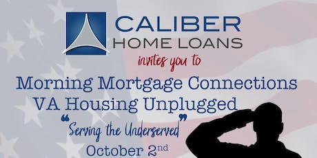 "VA Housing Unplugged ""Serving the Underserved"" Town Hall tickets"