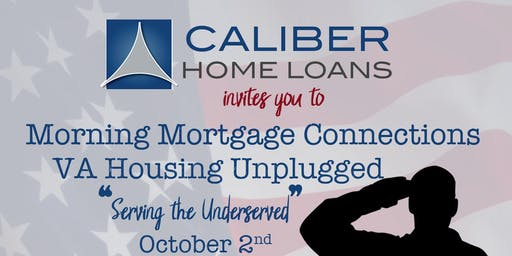 "VA Housing Unplugged ""Serving the Underserved"" Town Hall"