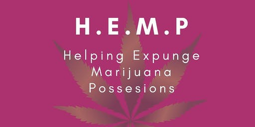 Get Your Marijuana Possession Expunged  For FREE