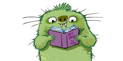 Get Published! A Monster Book Mash
