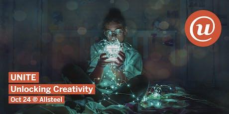 Design Museum UNITE: Unlocking Creativity tickets