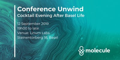 Conference unwind - Hosted by Molecule