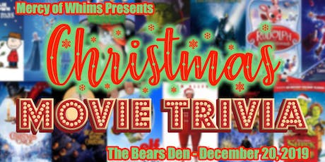 Christmas Movie Trivia Night tickets