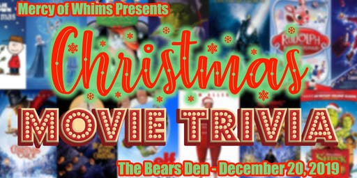 Christmas Movie Trivia Night