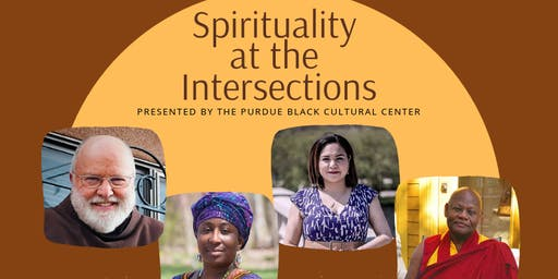 Spirituality at the Intersections: part of the Spirit & Place Festival