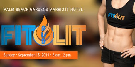 FIT AND LIT tickets