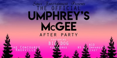 The Official Umphrey's McGee Afterparty