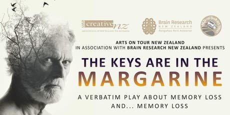The Keys are in the Margarine {Arrowtown} tickets
