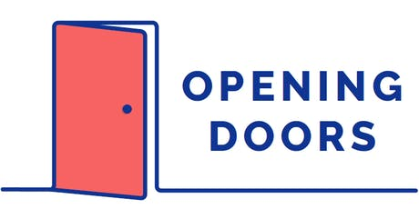 Opening Doors Conference 2019 tickets