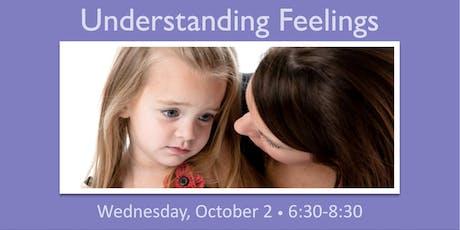 Understanding Kids' Feelings tickets