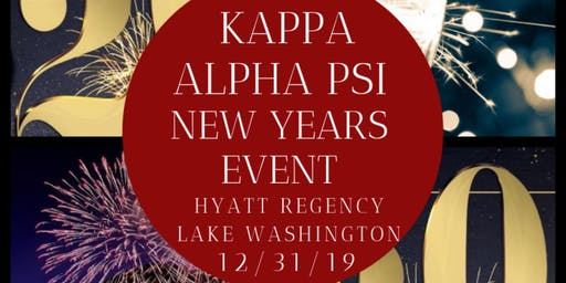 Kappa Alpha Psi New Years Eve Gala