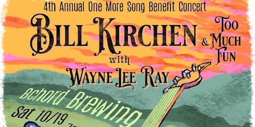 One More Song Benefit Concert: Bill Kirchen w/ Wayne Lee Ray