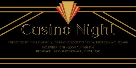 LLS YP Board Casino Night tickets