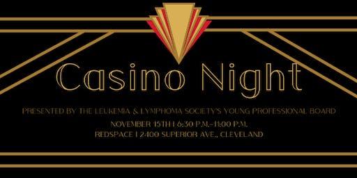 LLS YP Board Casino Night
