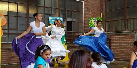 Weekly Grupo Coqui Dance Class: Ages 5 - 10 tickets
