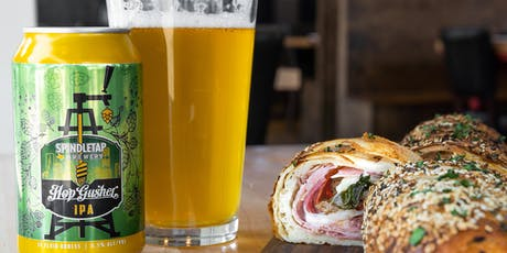 Cane Rosso Beer Dinner Featuring SpindleTap Brewery tickets