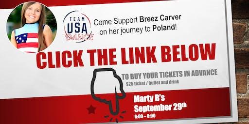 Breez Carver - Team USA