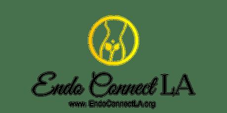 Endo Connect LA - FREE Endometriosis Education Event tickets