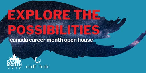Canada Career Month -Explore the Possibilities with CCDF