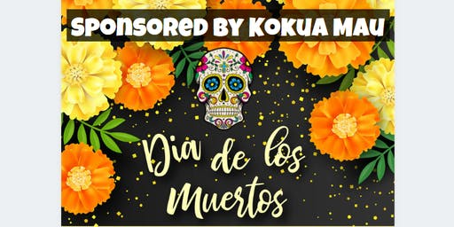 Dia De Los Muertos--A family event