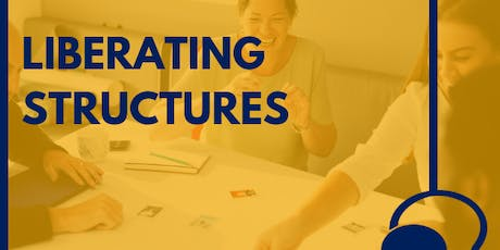 Facilitating with Liberating Structures tickets