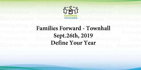 Families Forward - Townhall tickets