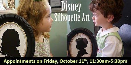 Disney Silhouette Art tickets