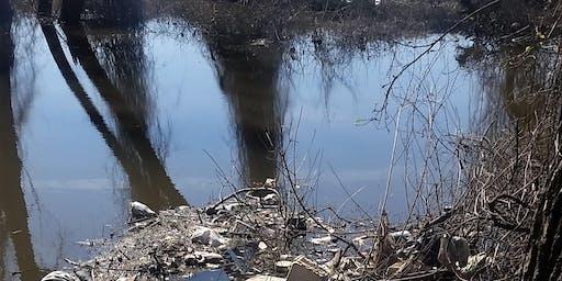 Antelope Creek Week 2020 Clean-up