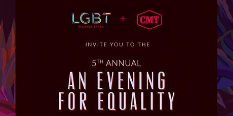 """5th Annual - """"An Evening For Equality"""" tickets"""