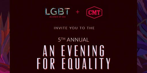 """5th Annual - """"An Evening For Equality"""""""