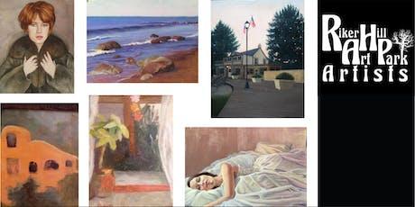 Fall Juried Art Exhibit of The Riker Hill Art Centre tickets