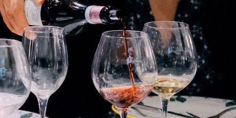 Weekend Wine-Down: Guided Wine Tasting tickets