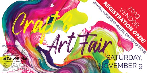 2019 Craft & Artisan Fair