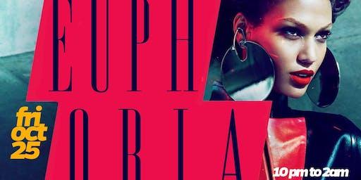 [EUPHORIA] // #GHOE 25&UP // Attire: Trendy & Fashionable {Nxlevel's 15 Year Anniversary}