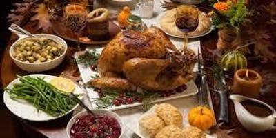 Thanksgiving Dinner Feast at Blue Ridge Cafe & Catering Co.