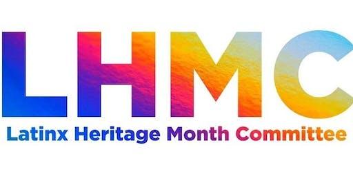 Latinx Heritage Month Opening Celebration