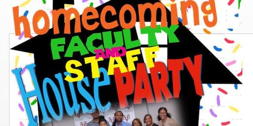 VUU Homecoming Faculty Staff Day Party