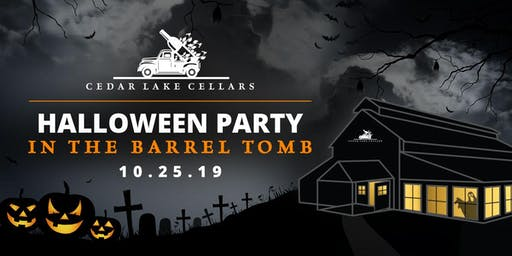Halloween Party In The Barrel Tomb