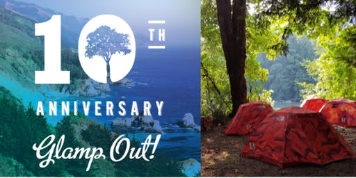 Outdoor Afro Glamp Out Camp Out!