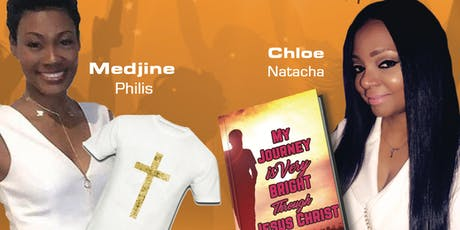 Golden Butterfly Ministry and Chloe Natacha Publishing Inc. Book launch. tickets