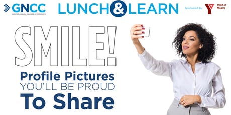 Lunch & Learn: SMILE! Profile Pictures You'll Be Proud To Share tickets