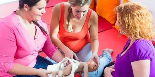 Childbirth Education Classes (Nov)