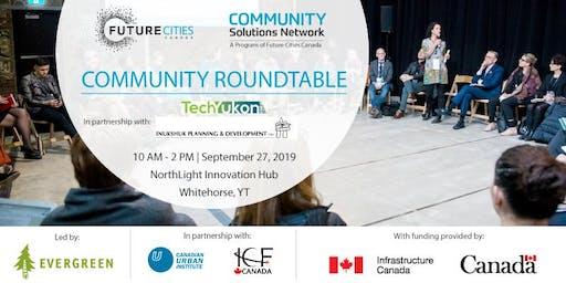 Community Roundtable | Whitehorse, YT