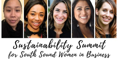 Sustainability Summit for South Sound Women in Business 2019 tickets