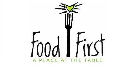 Food First -A Place at the Table(Food Justice)
