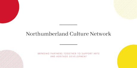 Northumberland Culture Network tickets