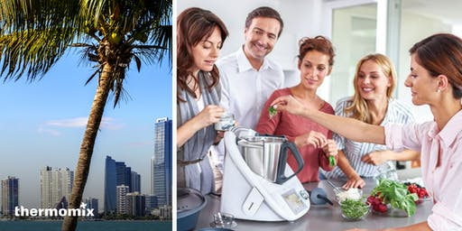 Palm Beach - Thermomix® Healthy Eating Cooking Class - Meet TM6™