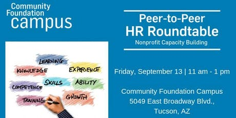 Global Human Resources Roundtable tickets