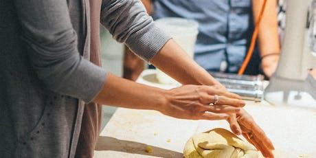 Cooking Class: Pasta & Dessert tickets