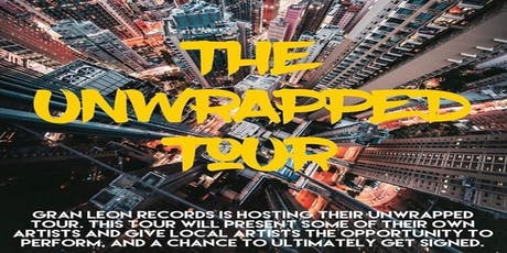 Gran Leon Records Presents The Unwrapped Tour (Appleton, Wisconsin) tickets